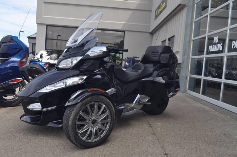 2013 Can-Am SPYDER RT Limited SE6, motorcycle listing