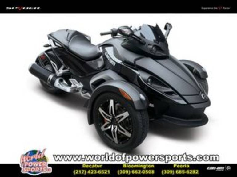 2013 Can Am SPYDER, motorcycle listing