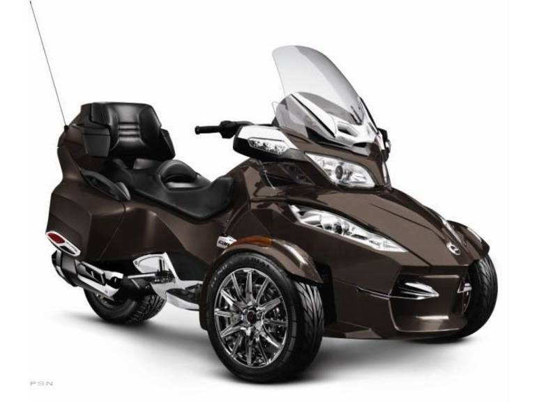2013 Can-Am Spyder® RT Limited, motorcycle listing