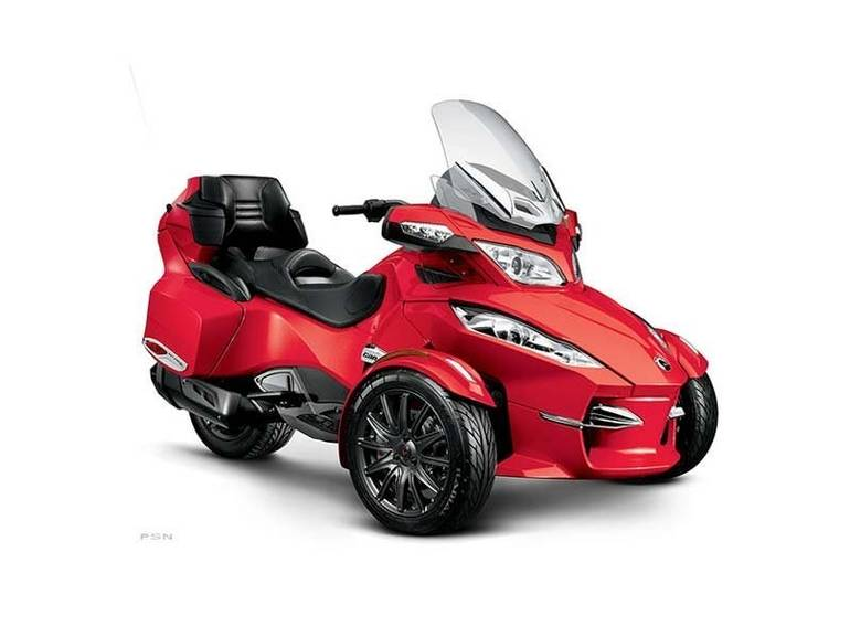 2013 Can-Am Spyder® RT-S SE5, motorcycle listing