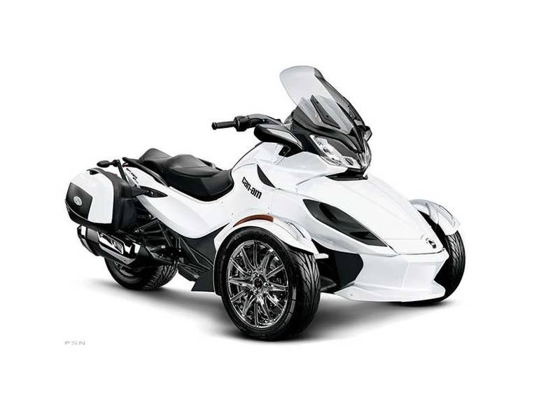 2013 Can-Am Spyder® ST Limited, motorcycle listing