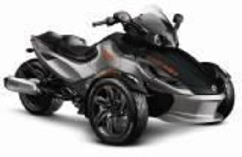 2013 Can-Am Spyder RS-S SE5, motorcycle listing