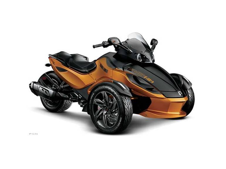 2013 Can-Am Spyder RS-S SM5, motorcycle listing