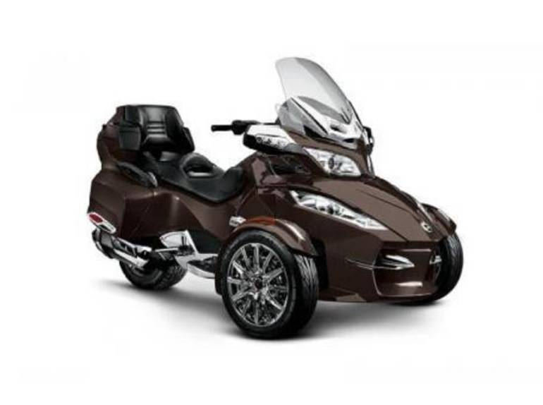 2013 Can-Am Spyder RT Limited - SE5, motorcycle listing