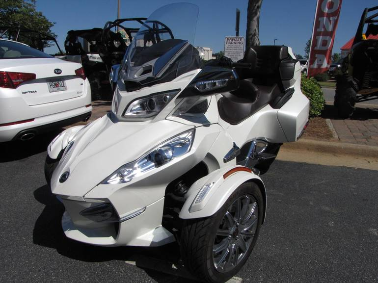 Spyder Motorcycle For Sale >> 2013 Can Am Spyder Rt Limited Se5 Touring Motorcycle From