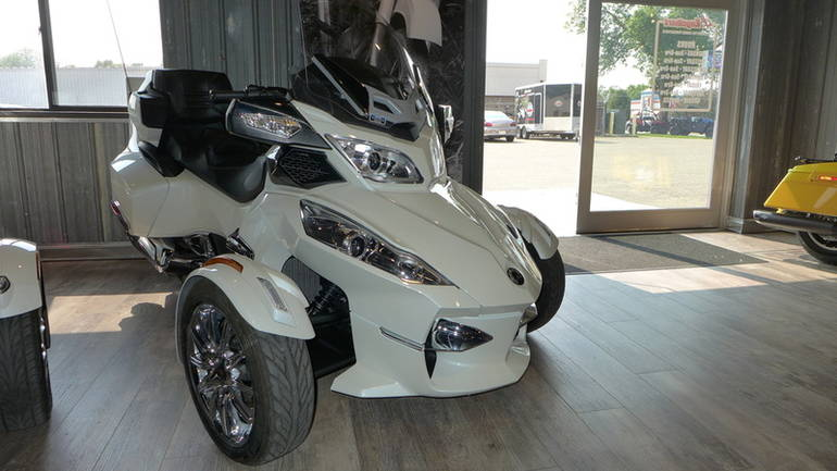 2013 Can-Am Spyder RT Limited SE5, motorcycle listing