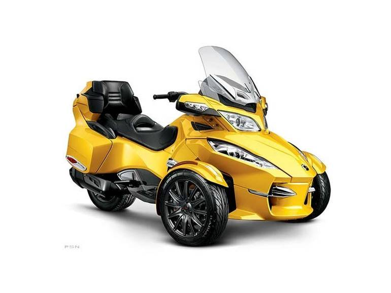 2013 Can-Am Spyder RT-S SE5, motorcycle listing