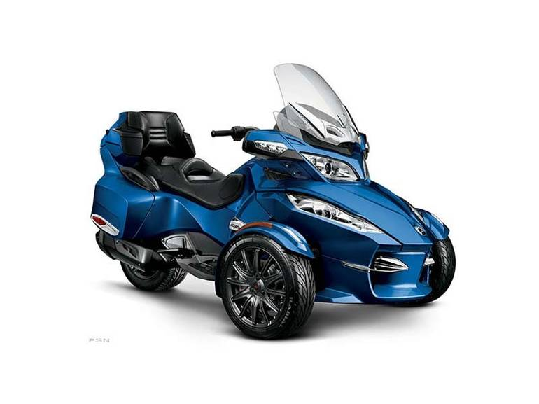 2013 Can-Am Spyder RT-S SM5, motorcycle listing