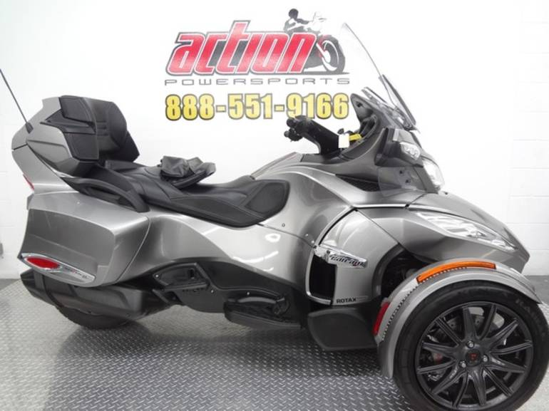 2013 Can-Am Spyder RT-S, motorcycle listing