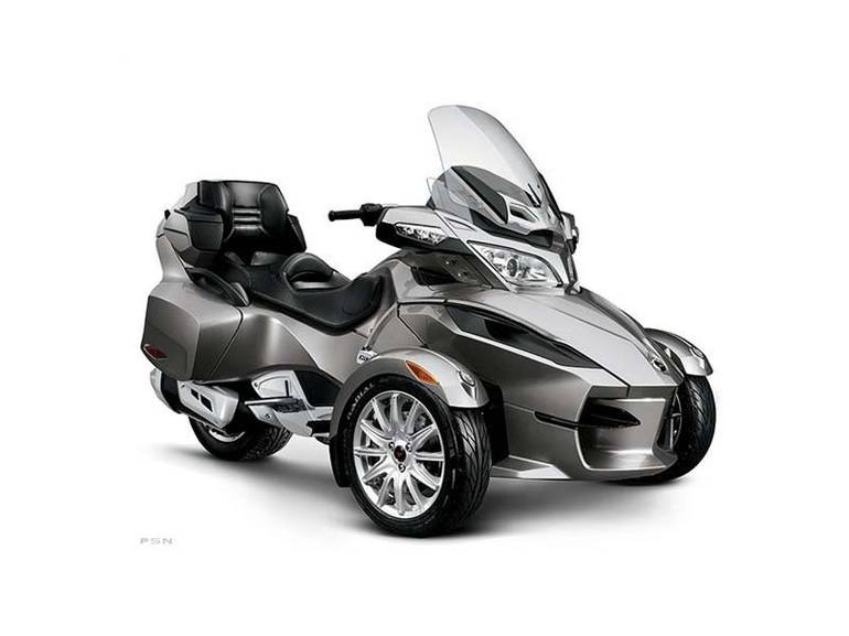 2013 Can-Am Spyder RT SM5, motorcycle listing