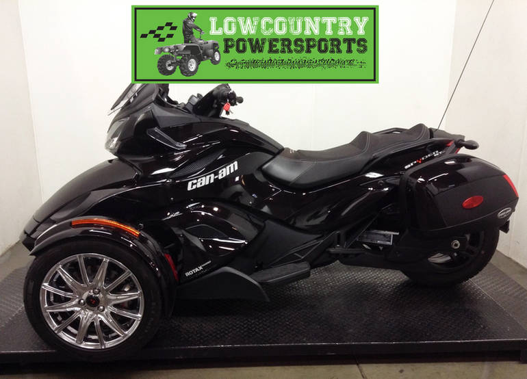 2013 Can-Am Spyder ST Limited SE5, motorcycle listing