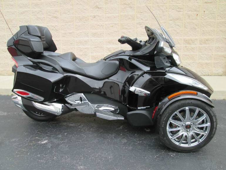 2013 Can-Am Spyder ST Limited, motorcycle listing