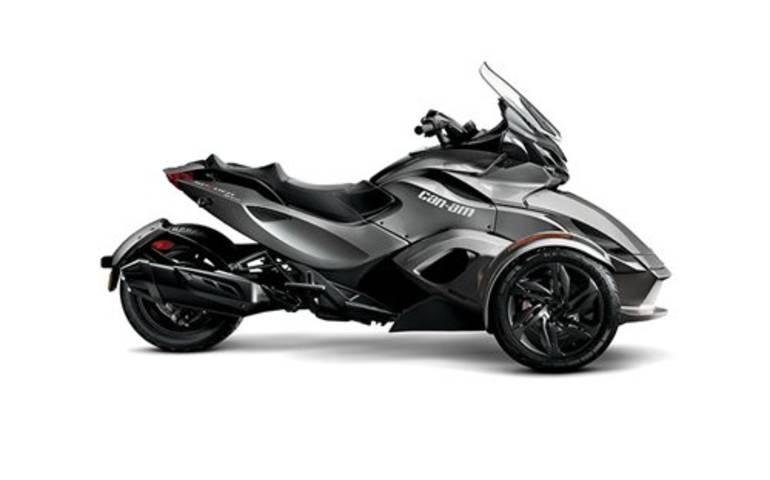 2013 Can-Am Spyder ST-S, motorcycle listing