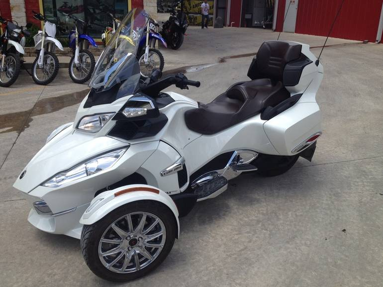 2013 Spyder RT Limited SE5, motorcycle listing