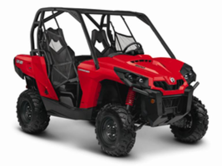 2014 Can-Am Commander 800, motorcycle listing