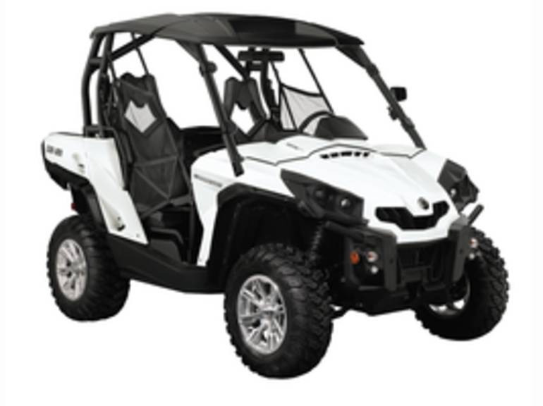 2014 Can-Am Commander E LSV, motorcycle listing