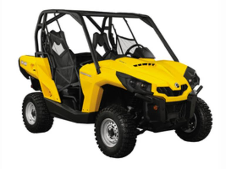 2014 Can-Am Commander E, motorcycle listing