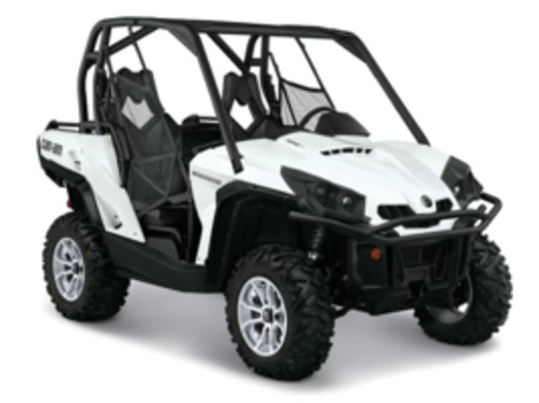 2014 Can-Am Commander E XT, motorcycle listing