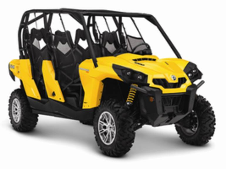 2014 Can-Am Commander MAX DPS 1000, motorcycle listing