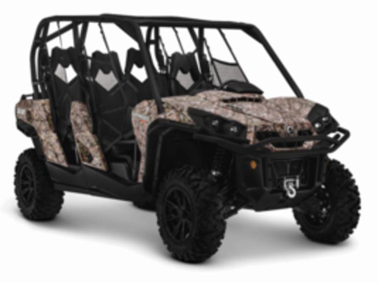 2014 Can-Am Commander MAX XT 1000 Camo, motorcycle listing