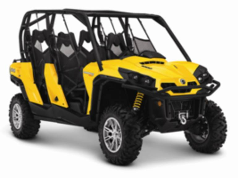 2014 Can-Am Commander MAX XT 1000, motorcycle listing