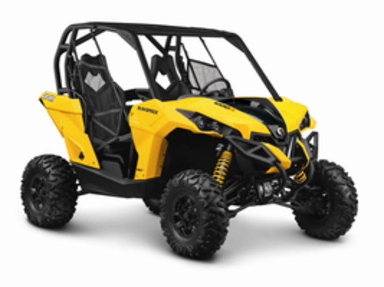 2014 Can-Am Maverick 1000R, motorcycle listing