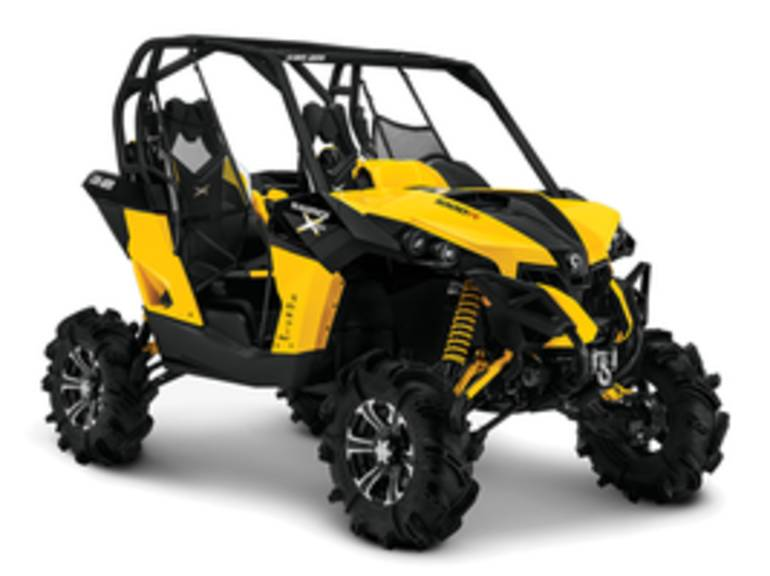 2014 Can-Am Maverick 1000R X mr, motorcycle listing