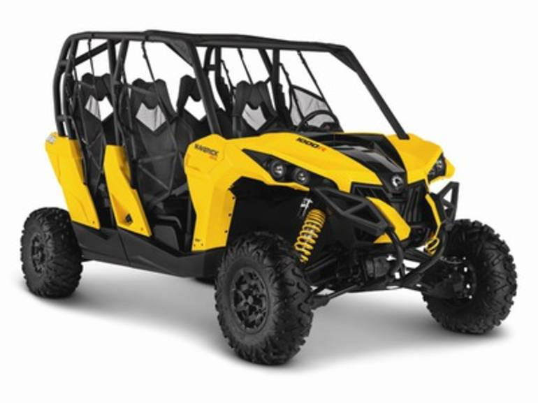 2014 Can-Am Maverick MAX 1000R, motorcycle listing