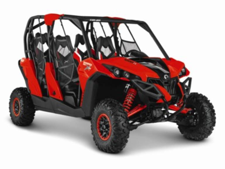 2014 Can-Am Maverick MAX X rs DPS 1000R Can-Am Red, motorcycle listing