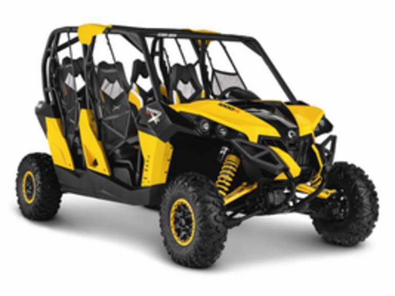 2014 Can-Am Maverick MAX X rs DPS 1000R, motorcycle listing