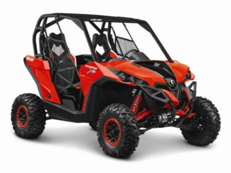 2014 Can-Am Maverick X rs DPS 1000R Can-Am Red, motorcycle listing