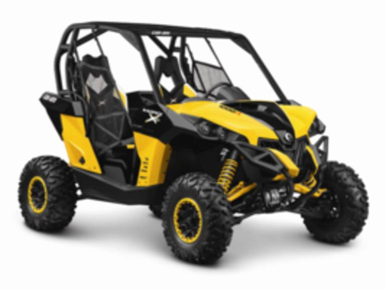 2014 Can-Am Maverick X rs DPS 1000R, motorcycle listing