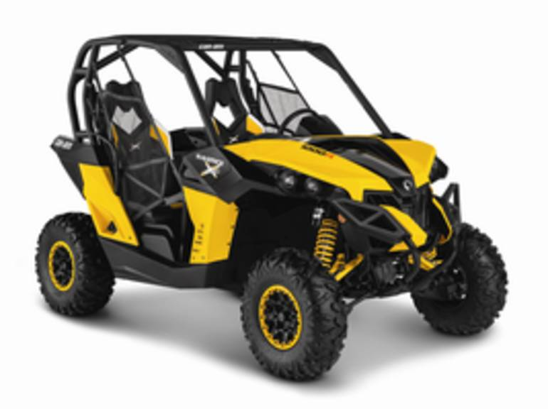 2014 Can-Am Maverick X xc DPS 1000R, motorcycle listing