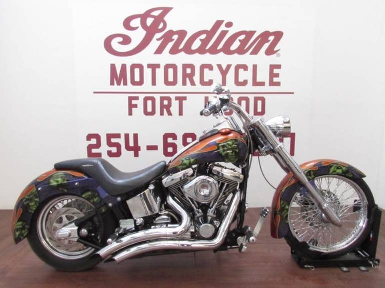 2000 Custom Chopper Softail, motorcycle listing