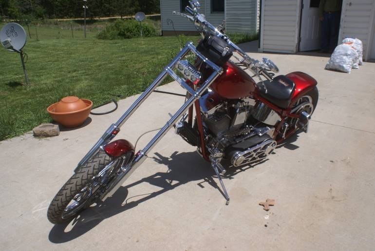 See more photos for this Custom Chopper , 2002 motorcycle listing