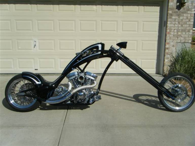 2004 Custom Chopper , motorcycle listing