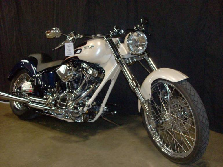 2004 Custom Fatbook Custom, motorcycle listing
