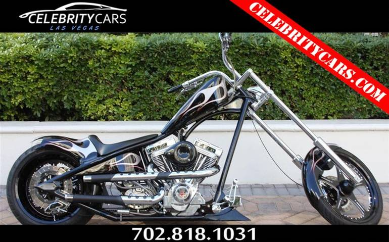 2005 Dd Custom Cycles Rigidity / Rigid, motorcycle listing