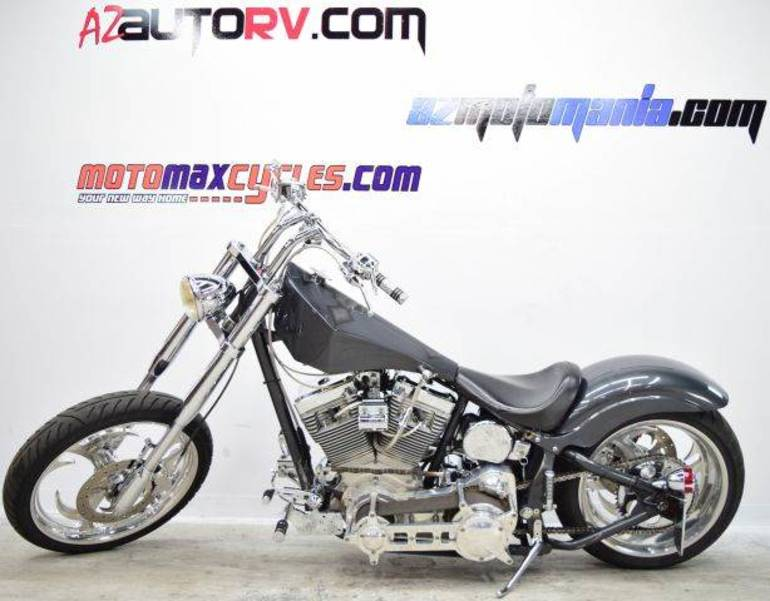 2006 Custom Chopper, motorcycle listing
