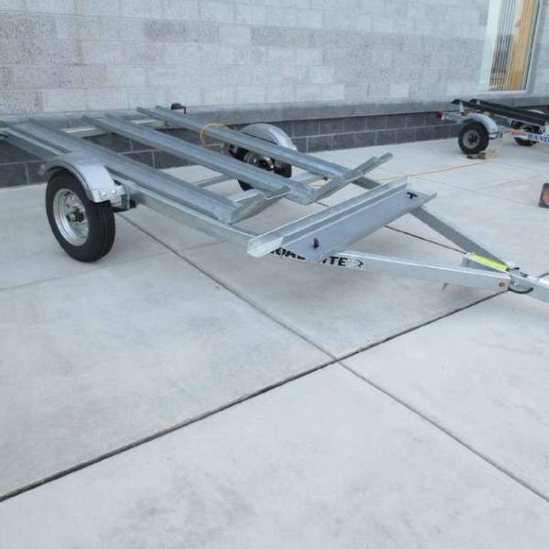 2008 Yacht Club Trailers Motorcycles Trailers MC22, motorcycle listing