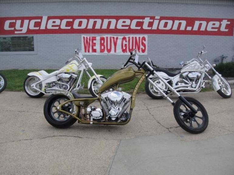 2010 Custom Motorcycle Chopper, motorcycle listing