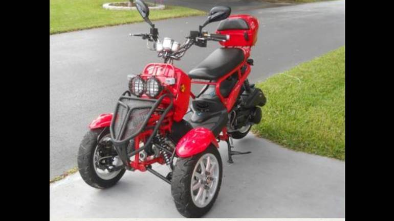 See more photos for this Custom Trike , 2012 motorcycle listing