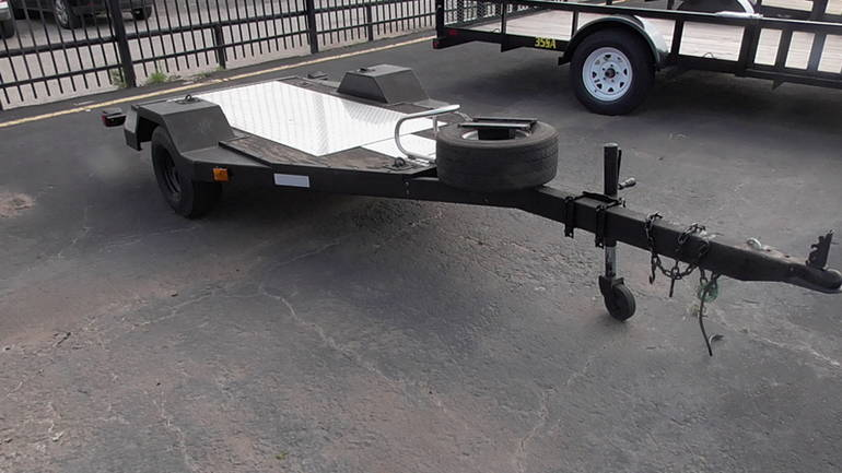 2014 Homemade Motorcycle Trailer, motorcycle listing