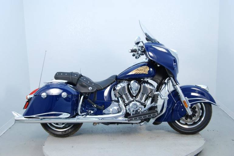 2014 Indian Motorcycle CHIEFTAIN, motorcycle listing