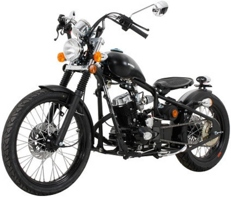 2015 Bobber 250cc Chopper found on SaferWholesale, motorcycle listing
