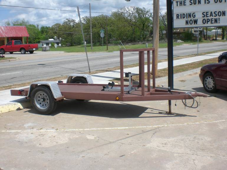 2015 Custom Motorcycle Trailer (Custom), motorcycle listing
