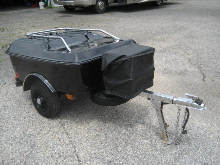 1989 Shore Motorcycle Trailer (Pull Behind), motorcycle listing