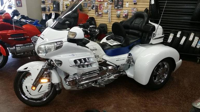 See more photos for this Champion Trikes GL1800 Trike, 2006 motorcycle listing