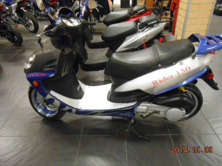 2008 Other CC Rider 150, motorcycle listing