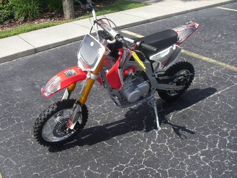 2011 Baja DIRT 150, motorcycle listing
